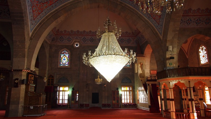 Erzurum, Turquía, Turkey, Mosque
