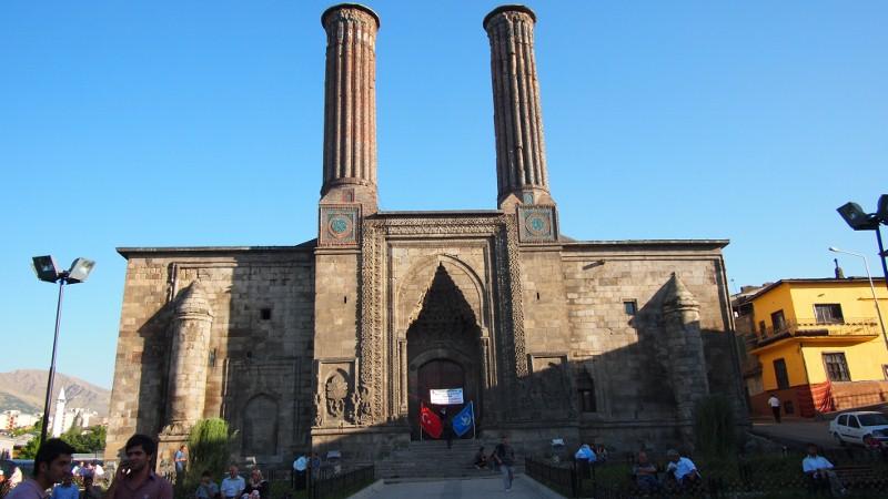 Erzurum, Turquía, Turkey, Symbol, Seljuk
