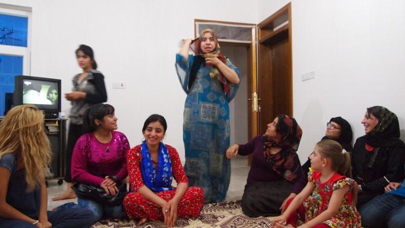 Iraq, Irak, kudistan, mujeres, familia, women, family