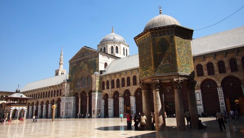 Siria-Syria-Damasco-Damascus-Omeya-Umayyad