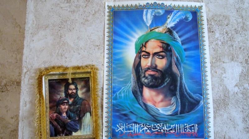 P8291456 Iran, Teherán, Tehran, Ali