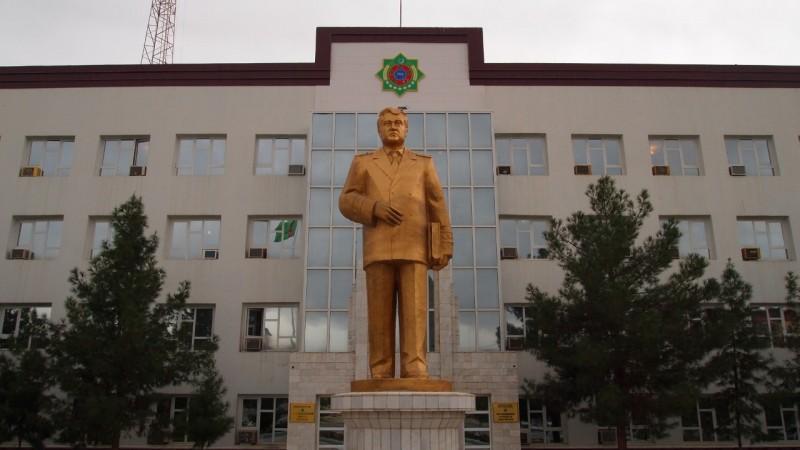 P9152233 Turkmenistan, Central asia, Turkmenabashi, nazoyev
