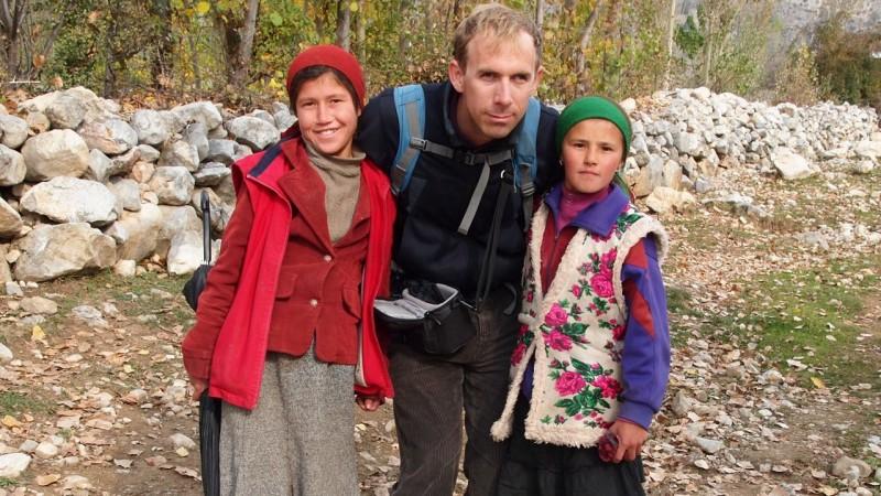 PA304756  Arslanbob, Kyrgyzstan, Kirgistán, walnut forest, bosque nogal