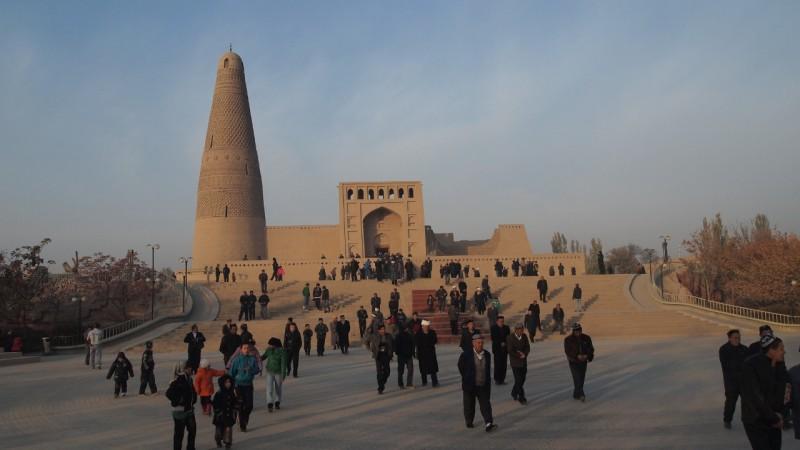 China, taklamakan, desierto, desert, Khotan, Turphan, Yarklan PB175814