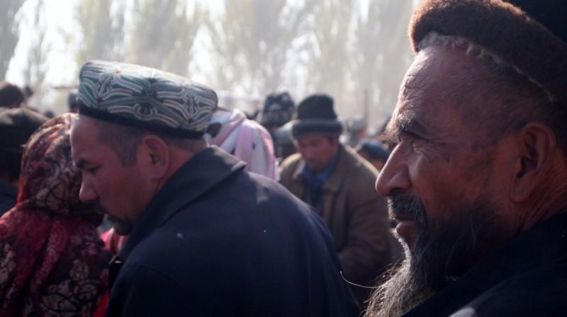 PB075065  Kashgar, Xinjiang, silk road, ruta seda, oasis, Uygur