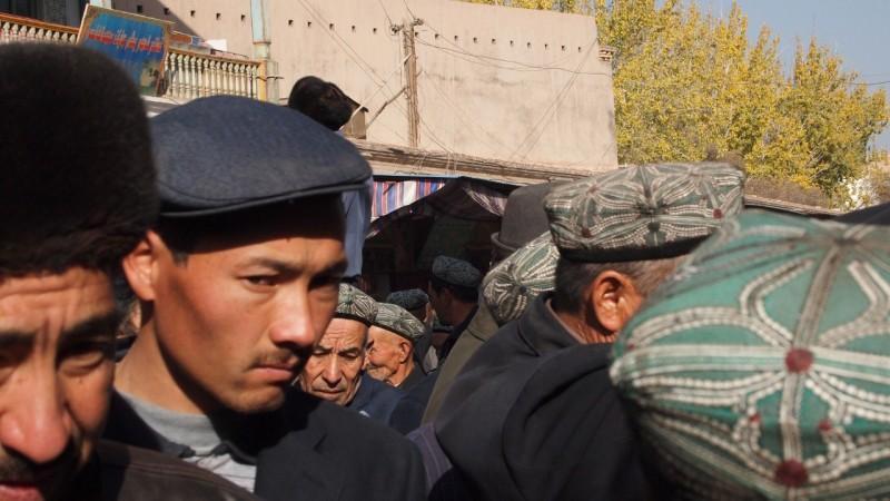 PB125399  Kashgar, Xinjiang, silk road, ruta seda, oasis, Uygur