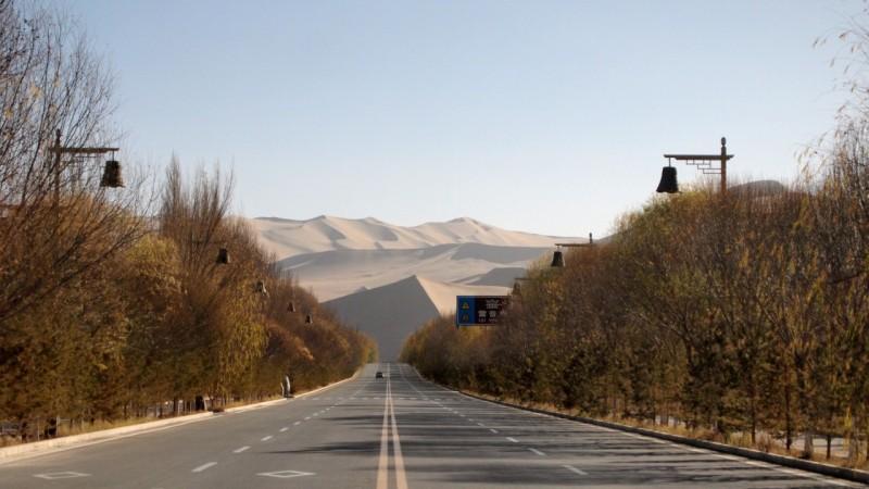 PB195990 China, Dunhuang, Mogao, caves, cuevas, silk road, silk route, ruta seda, cave 17
