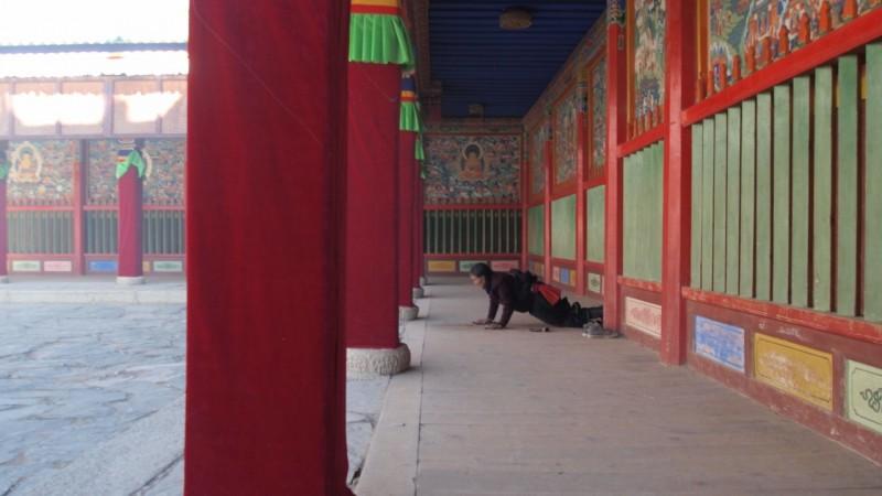 PB216026 Labrang, Xiahe, Buddish, monasterio, monastery, Tibet, China