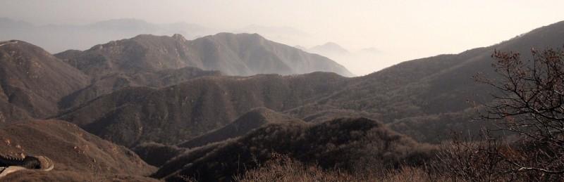 PB306719 China, gran muralla, great wall, Badaling