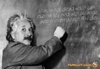 アインシュタインの研究