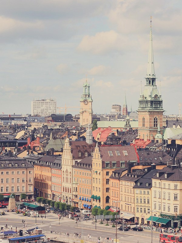 How to spent 3 days in Stockholm