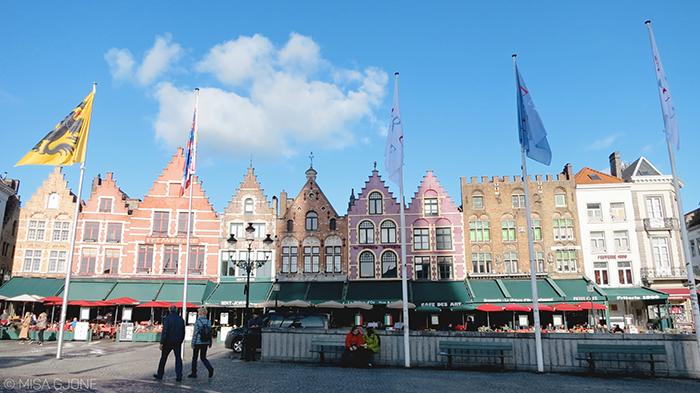 Kinh nghiệm du lịch Bruges 06