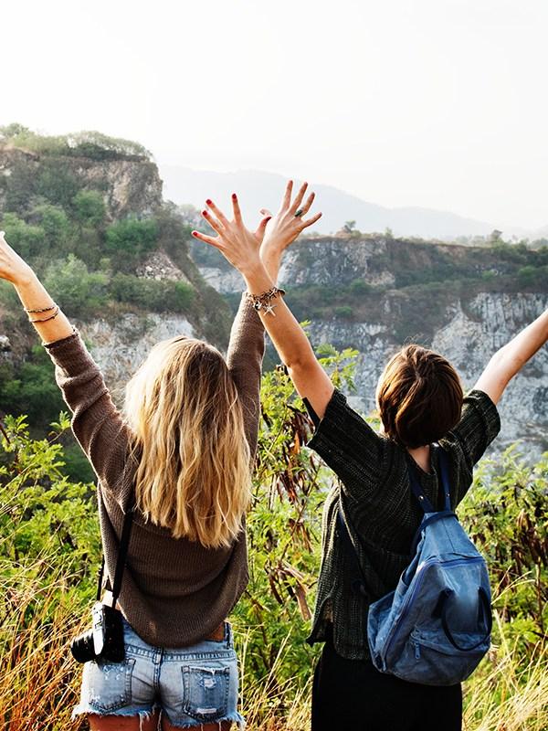 Những kiểu bạn đồng hành du lịch… trời ơi!