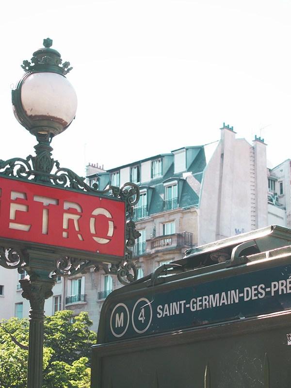 Tổng hợp về phương tiện đi lại ở Paris