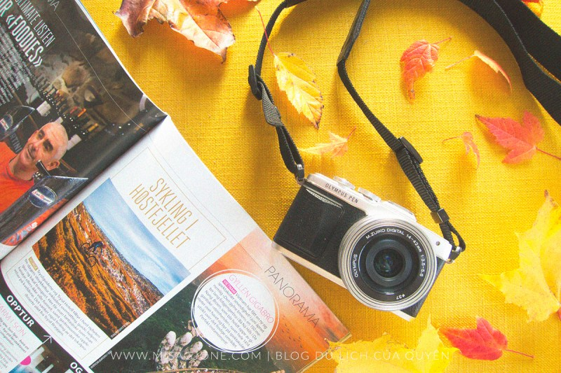 Review máy chụp hình Olympus