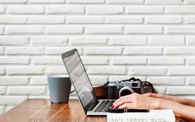 How travel blogger makes money