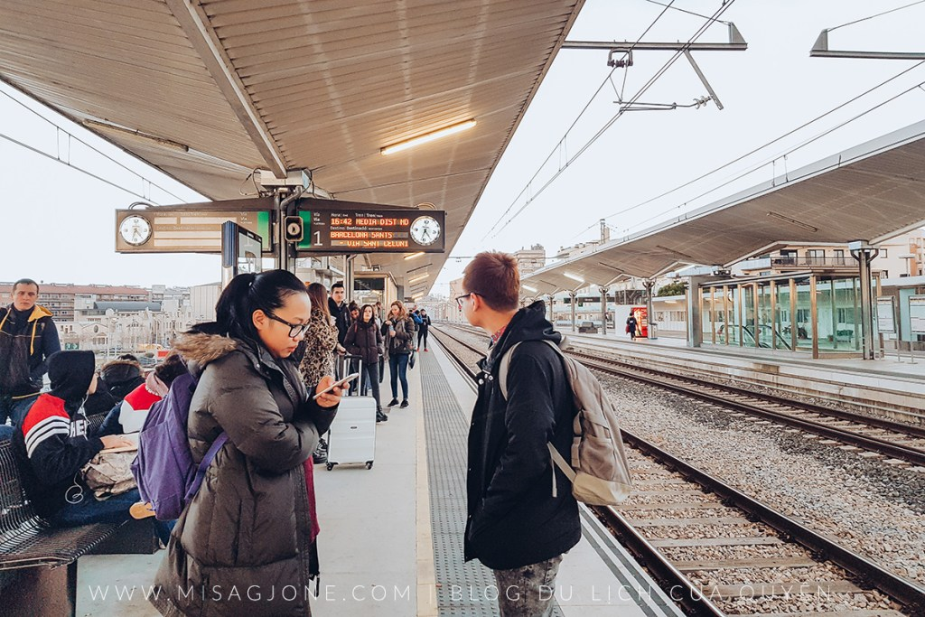 Mua Eurail Pass có lợi hay không?
