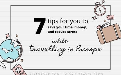 7 tips to save money while travelling