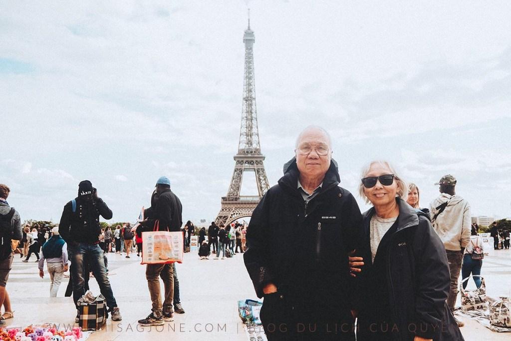 Lịch trình du lịch Paris 2 ngày 01