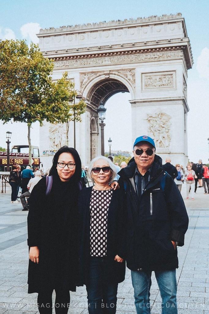 Lịch trình du lịch Paris 2 ngày 04