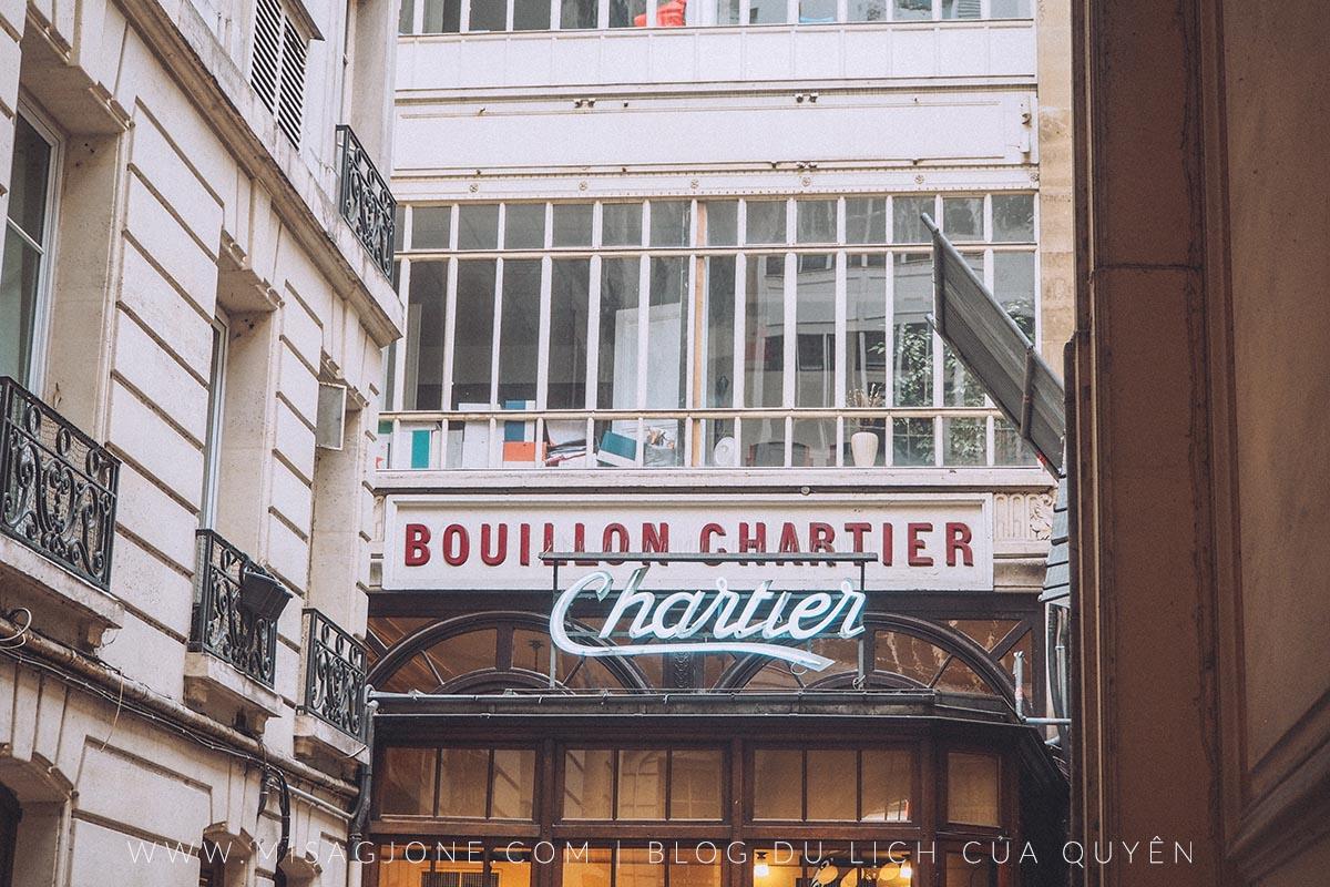 Review nhà hàng Bouillon Chartier thumbnail