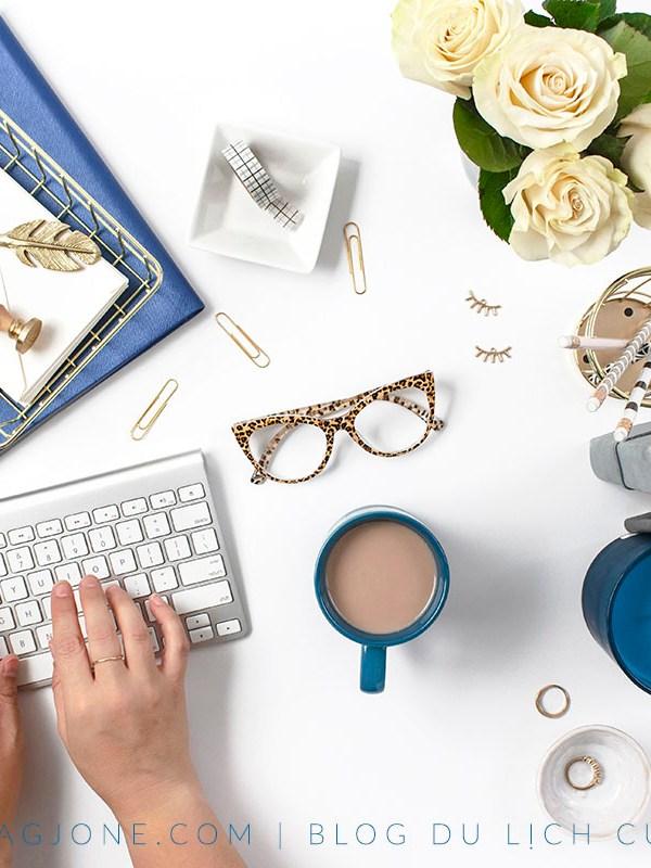 Những điều Quyên học được từ nghề Web Content Editor