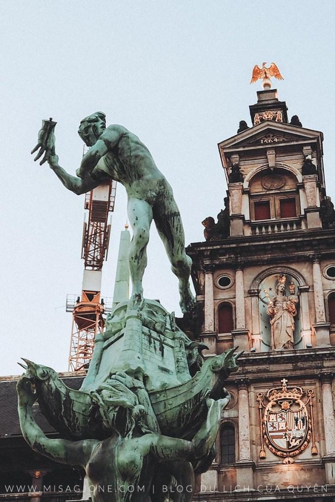 Kinh nghiệm du lịch Antwerp 04