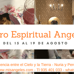 Retiro Espiritual Angelico Nuria y Pere