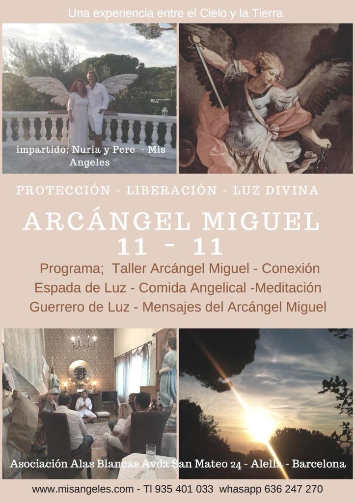 Curso Conexión con el Arcángel Miguel