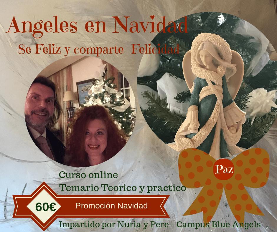 Curso Online Ángeles en Navidad