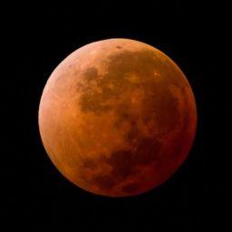 Eclipse lunar 2019