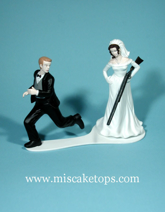 Examples Of Hobbies And Interests Wedding Cake Toppers