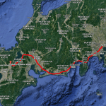 Takayama – Tokyo – Kyōto – Tokyo