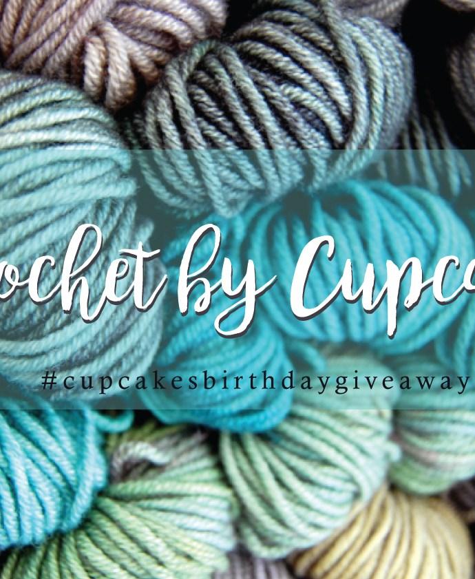 DAY SEVENTEEN > Crochet by Cupcake
