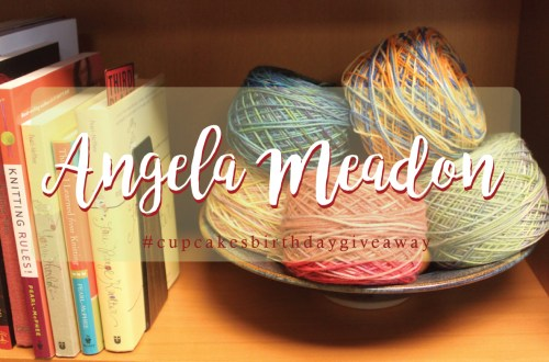 DAY EIGHTEEN > Angela Meadon