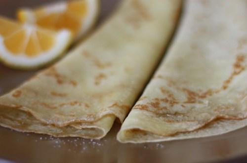 Moms Pancakes (but dairy free!)