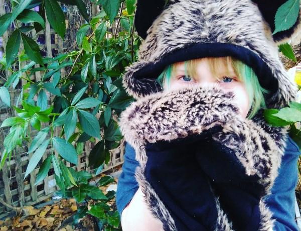 bear hood