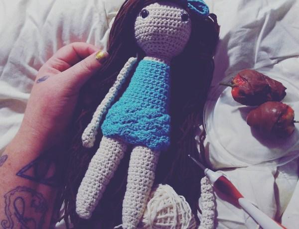 crochet charlie