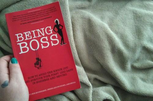Being Boss by Jess Mouneimne