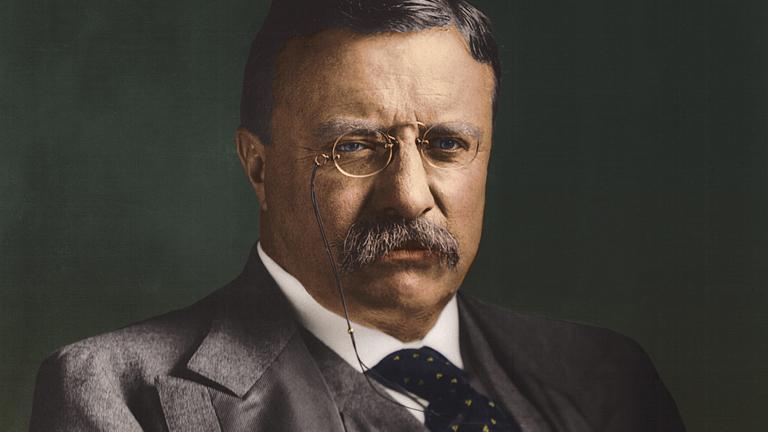 Fact Friday – Teddy Roosevelt