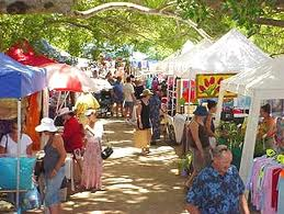 Markets across the Sunshine Coast