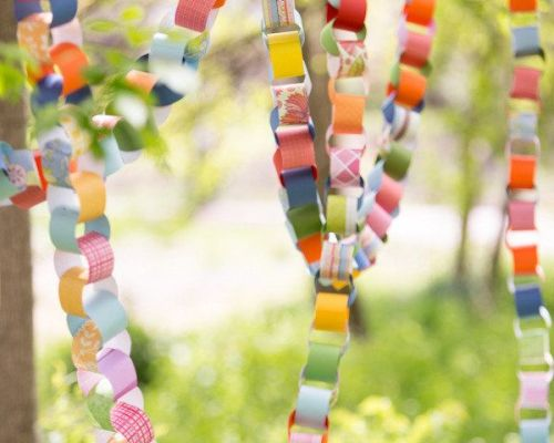 The Paper Chain Weightloss plan