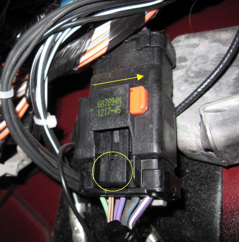 2002 Jeep Grand Cherokee Driver Door Wiring Harness
