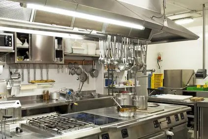 Restaurant Equipment Selection