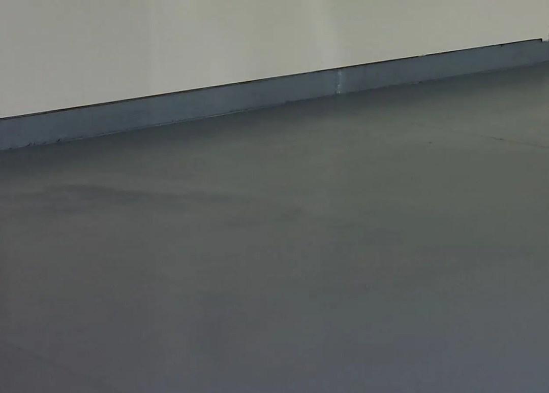 restaurant kitchen flooring poured epoxy