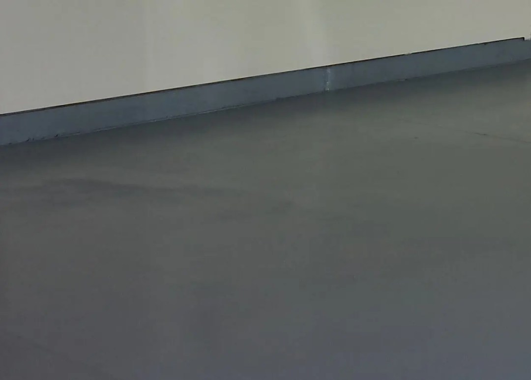 poured epoxy restaurant kitchen flooring