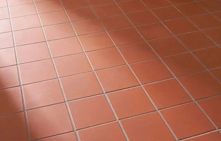 restaurant kitchen quarry tile