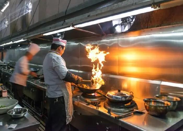 Chinese Restaurant Kitchen Design Mise Design Group