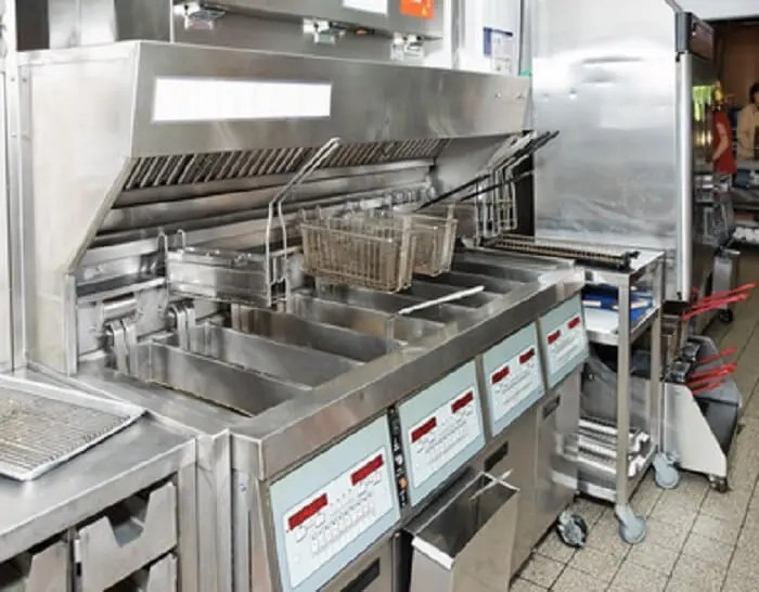 Commercial Kitchen Exhaust System Guidelines