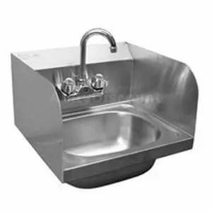 restaurant kitchen hand sink